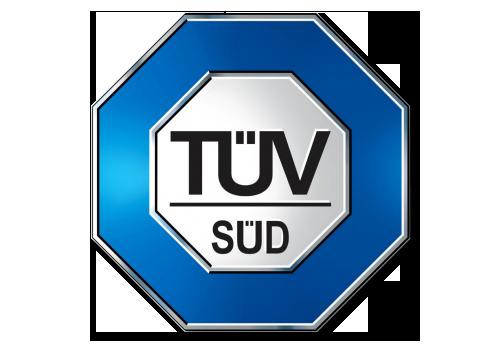 Tento produkt vlastní certifikát TUV.